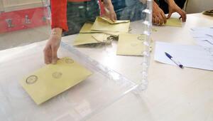 Geçersiz oylar tutanak altında