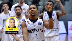 Beşiktaş potada kazan kaldırdı
