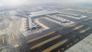 İstanbul Yeni Havalimanı hangi ilçede