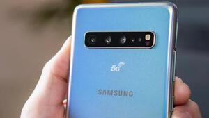 Samsung Galaxy S10 5G kutusundan çıktı