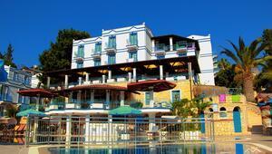 Bir otel, çok tatil