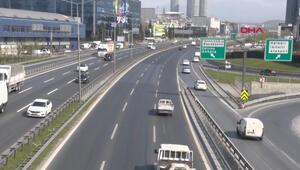 İstanbulda kapatılan tüm yollar trafiğe açıldı
