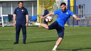 Ankaragücü, Fenerbahçe hazırlıklarını noktaladı