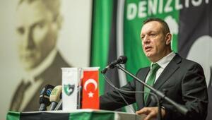 Denizlispor Başkanı Ali Çetin: Şampiyonluk yolunda gereken sinerjiyi yakaladık