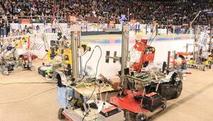 13. Uluslararası Robot Yarışması başladı