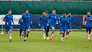 Kasımpaşada Antalyaspor maçı hazırlıkları