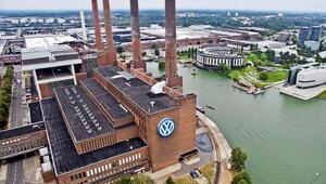 En büyük fabrika Almanya'da
