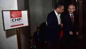 İstanbulda TBMM CHP Grubu İstişare toplantısı