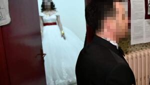 Okulda düğün