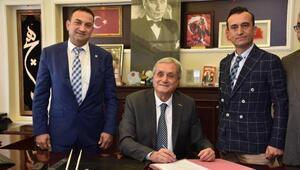 Bozüyük Belediyesinde Sosyal Denge Tazminatı Sözleşmesi imzalandı