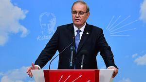 CHP Genel Başkan Yardımcısı ve Parti Sözcüsü Faik Öztrak: Dertleri süreci uzatmak