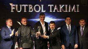 Türkiye Spor Ödülleri sahiplerini buldu Yılın Spor Portalı Ödülü Spor Arenanın