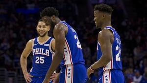 Philadelphia 76ers 145 attı, kulüp rekoru kırdı Furkandan 7 sayı...