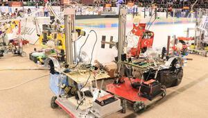 Yapay zekalı robotlar TEKNOFESTte yarışacak