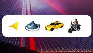 Yandex Navigasyon'da görsel değişiklik