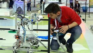 Yapay zekalı robotlar TEKNOFESTte boy gösterecek