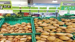 Uygun fiyatlar gözden kaçmasın... Soğan ve patates fiyatları satıldığı bölge ve kalitesine göre değişiyor