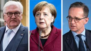 Steinmeier, Merkel ve Maas, kazada ölen 29 Alman için taziye mesajı yayınladı