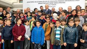 ARGEM Yapay Zeka Atölyesi açıldı