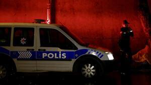 Beşiktaşta otomobil ve motosiklet çarpıştı: 1 ölü
