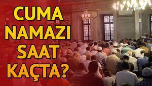 Cuma namazı Ankarada ve diğer tüm illerde saat kaçta kılınacak