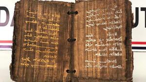 Diyarbakırda ele geçirildi 1300 yıllık