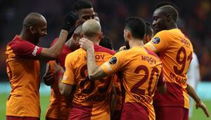 Galatasaray 3-1 Kayserispor