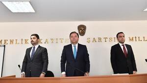 Maltepe Belediyesi'nde ilk meclis toplantısı yapıldı