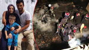 Yangın faciasında 3 kişi ölmüştü Yakınlarını arayıp Yanıyoruz, kurtarın diye yardım istemiş