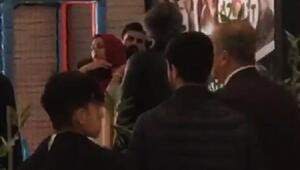 Silahlı koca, tartıştığı eşini kafede rehin aldı