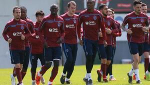 Trabzonsporda F.Bahçe hazırlıkları devam ediyor