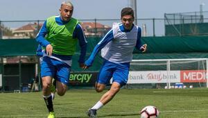 Kasımpaşada Yeni Malatyaspor maçı hazırlıkları