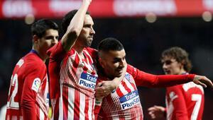 Atletico, Barcelonanın şampiyonluğunu erteledi