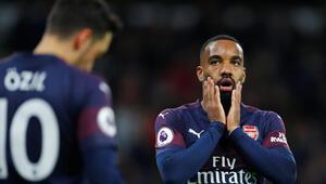 Arsenal deplasmanda kayıp