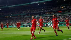 Almanya Kupasında Bayern Münih finalde