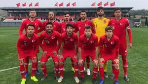 U18 Milli Futbol Takımı aday kadrosu açıklandı