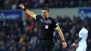 Ümit Öztürk, Osmanlıspor-Ümraniyespor maçına atandı