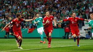 Werder Bremen 2-3 Bayern Münih (MAÇ ÖZET)