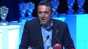 Ali Koç: Fenerbahçeyi şahlandıramadık ama; güzel günler yakında