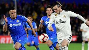 Real Madrid Getafeye diş geçiremedi