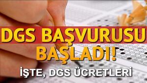 DGS başvuruları için son gün ne zaman İşte başvuru ücreti ve ücretlerin yatırılacağı bankalar