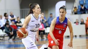 Çukurova Basketbol seride bir adım öne geçti