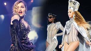 Dişi devrimin mimarları: Madonna ve Beyonce