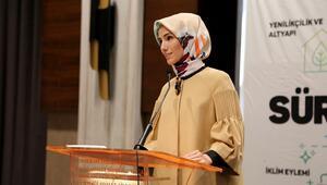 KADEM Başkan Yardımcısı Sümeyye Erdoğan Bayraktar: Sonuna kadar mücadele edeceğiz