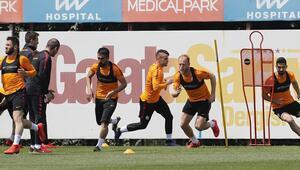 Galatasaray, Konyaspor hazırlıklarını tamamladı