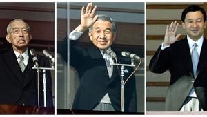 Japon İmparatoru Akihitonun tahtı bırakma törenleri başladı