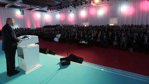 Cumhurbaşkanı Erdoğandan IDEF19da kritik mesajlar