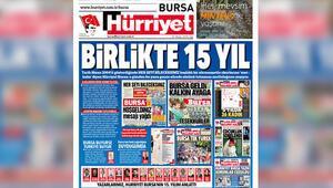 İlk günümle Hürriyet Bursa