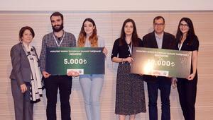 Üniversiteliler tasarladıkları reklam projesiyle yarıştılar