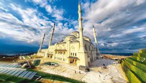 Çamlıca Camisi cuma günü açılıyor